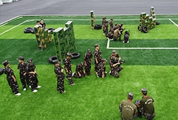 参与军事夏令营有利于孩子的成长