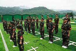 需要怎样挑选适孩子的军事夏令营?